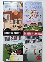 Collection of 4 BCE Mysteries by Dorothy Cannell: The Importance of Being Ernestine, Bridesmaids Revisited, Spring Cleaning Murders, and She Shoots to Conquer