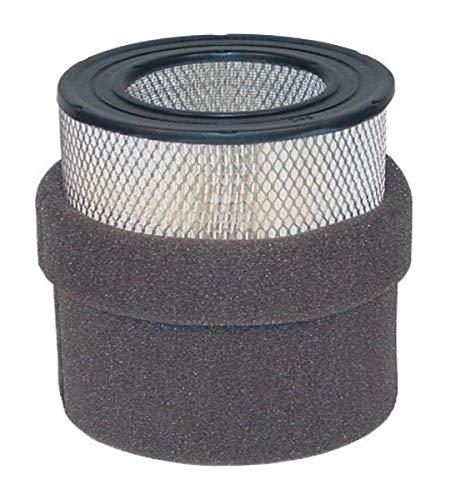 Solberg 234P Paper Filter Cartridge, Blower, Vacuum Pump 9-5/8