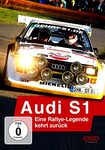 Audi S1- Eine Rallye-Legende kehrt zurück