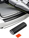 Ladekantenschutz-Folie Lack Schutz Kratzer Carbon Schwarz passend für ALLE FAHRZEUGE