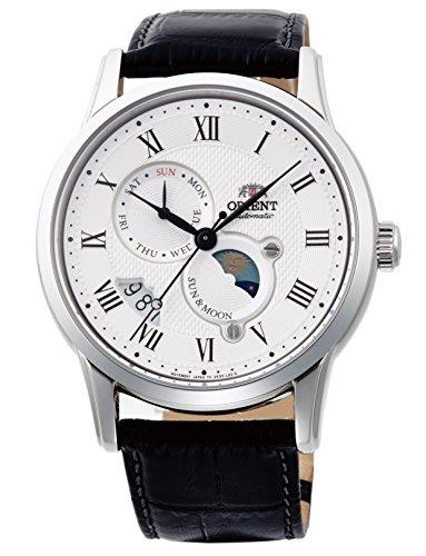 [オリエント]ORIENT クラシック SUN&MOON 機械式 腕時計 RN-AK0005S メンズ