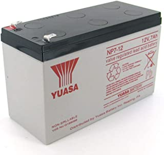 yuasa lead acid battery