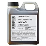 Neemöl mit Emulgator 1000ml - fertig gemischt für...