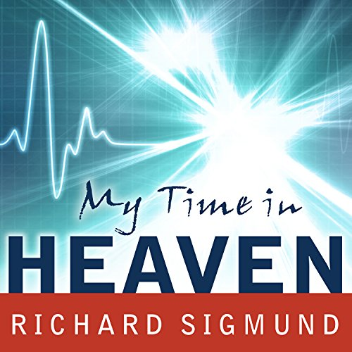 My Time in Heaven audiobook cover art