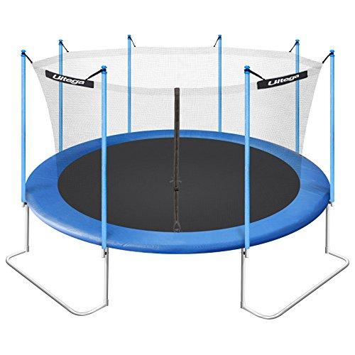 Ultega Jumper Trampoline with Safety Net, 14 ft