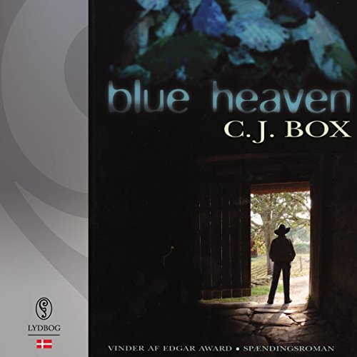 Blue Heaven (Danish Edition) audiobook cover art