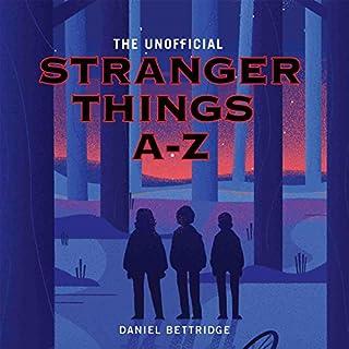 Stranger Things A-Z cover art