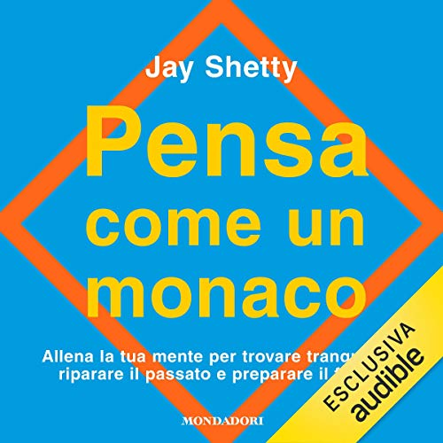 Pensa come un monaco cover art