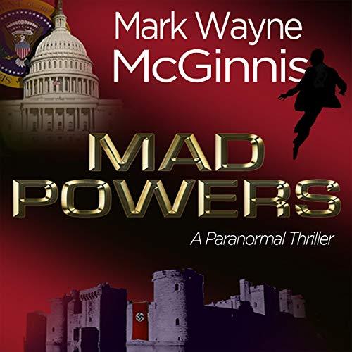 Couverture de Mad Powers