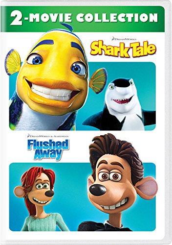 Shark Tale / Flushed Away: 2-Movie Collection (2 Dvd) [Edizione: Stati Uniti]