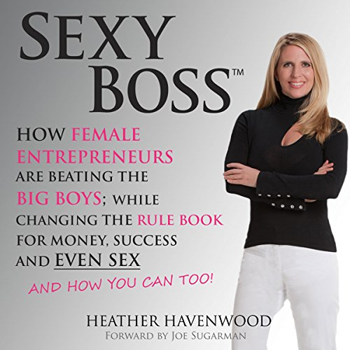 Sexy Boss audiobook cover art