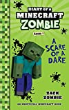 Diary of a Minecraft Zombie Book 1: A Scare of a Dare (Library Edition)