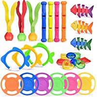 27-Piece Fun Little Toys Underwater Swimming Diving Pool Toys Set