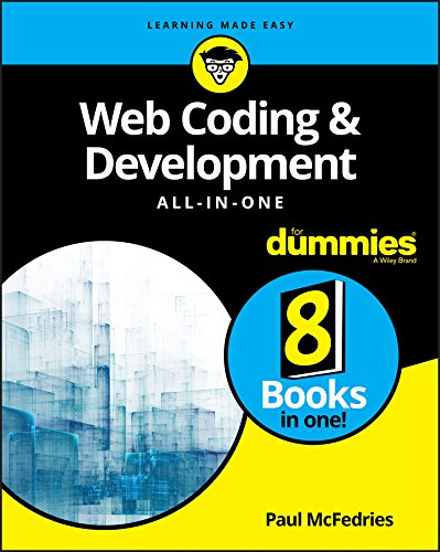 Web Coding & Development All-in-One For Dummies (For Dummies (Computer/Tech))