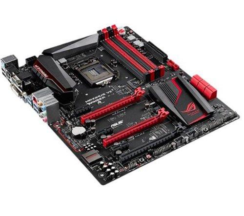 ASUS Maximus VII RANGER - 1150 Chipsatz - Sockel Z97 - ATX - Mainboard - ATX Motherboard Maximus VII RANGER der von ASUS 32 GB DDR3 RAM unterstützt bis zu, und ist kompatibel mit 4th generation 1150 Intel Prozessoren Sockel, sowie SMI und CrossFire
