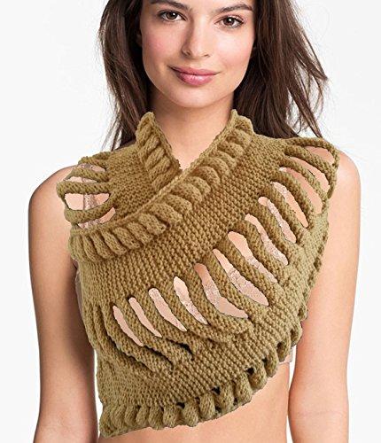 Giezen Knitting Pattern Reversible Shawl Vest Pocahontas (English Edition)