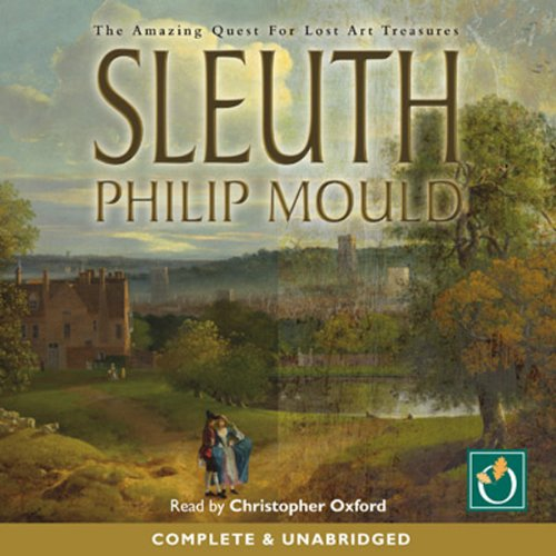 Sleuth cover art