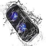 Tronsmart Enceinte Bluetooth Waterproof 14W, TWS Stéréo Haut Parleur Portable sans Fil, Pilote Double, 12 Heures de Jeu et...