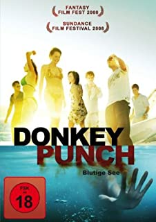 Donkey Punch - Blutige See (inkl. Wendecover)