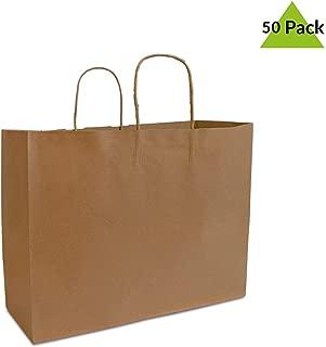 Best large paper brown bags Reviews