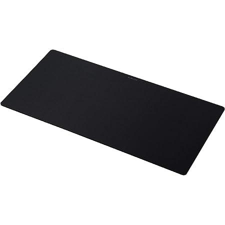 エレコム マウスパッド デスクマット 超大判 ブラック MP-DM01BK