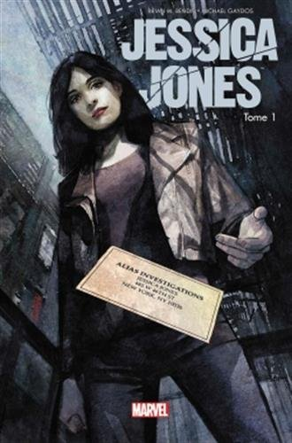 Jessica Jones All-new All-different T01