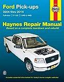 Ford full-size Gas F-150 2WD & 4WD (04-14) Haynes Repair Manual