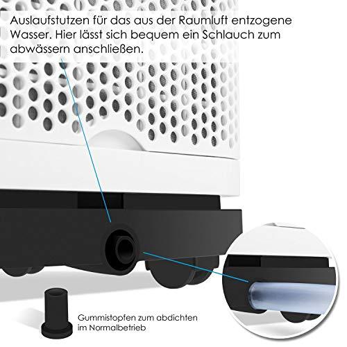 Mobile Klimaanlage mit Fernbedienung, Timer, Nachtmodus kaufen  Bild 1*