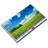 Pantalla táctil de 5 Pulgadas para Frambuesa, Monitor de Pantalla táctil LCD HDMI de 800 x 480, Pantalla LCD resistiva de 4 Cables para Tableta, para Frambuesa: Pi 3B + / 4B