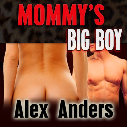 Mommy's Big Boy audiobook cover art