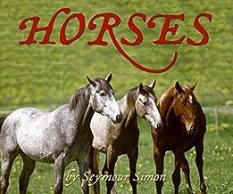 By Seymour Simon Horses