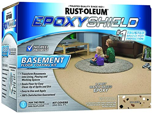 small Rust-Oleum 203008 Underground キット, tan