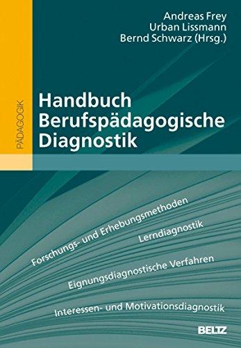 Handbuch Berufspädagogische Diagnostik