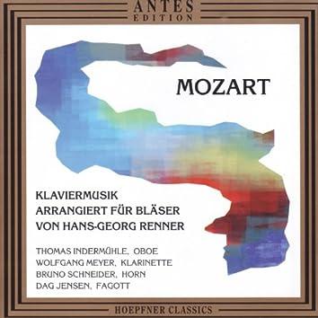 Klaviermusik von Wolfgang Amadeus Mozart