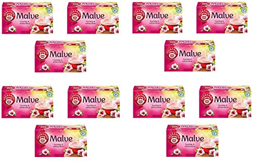 Teekanne Malve 12er Pack