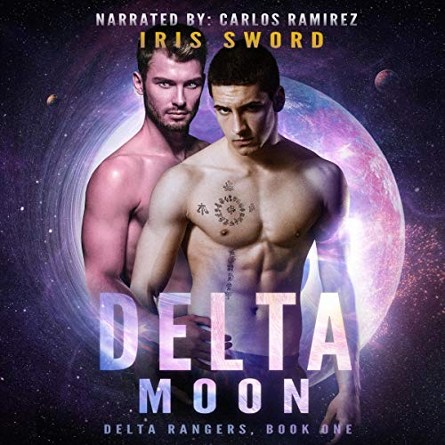 Delta Moon audiobook cover art