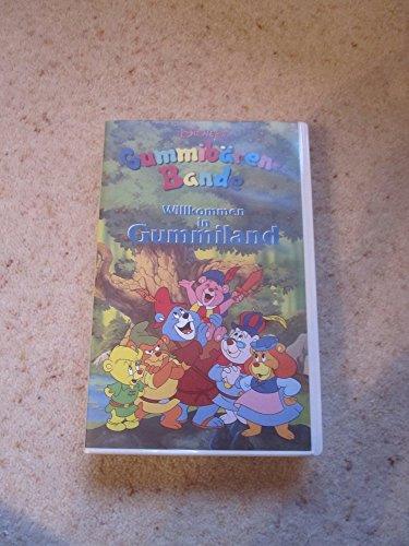 Gummibärenbande - Willkommen in Gummiland