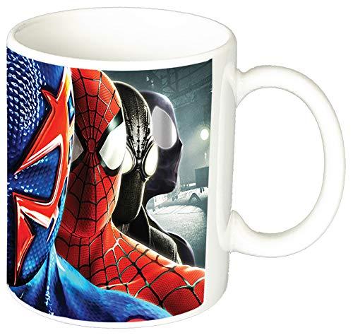 MasTazas Spiderman Spider-Man Shattered Dimensions Taza Ceramica