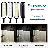 Zoom IMG-1 luce per lettura ricaricabile omeril