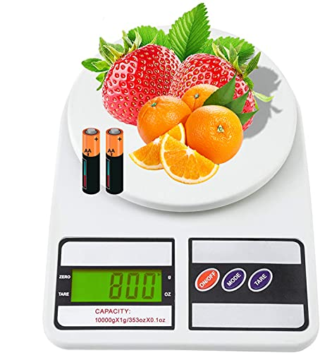 Black Olive Electronic Kitchen Digital Weighing Scale,...