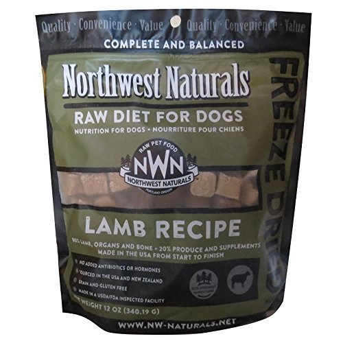 Northwest Naturals Raw Rewards Freeze Dried Nuggets - Dinner for Dogs...