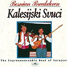 Bosnian Breakdown: Unpronounceable Beat of Sarajev