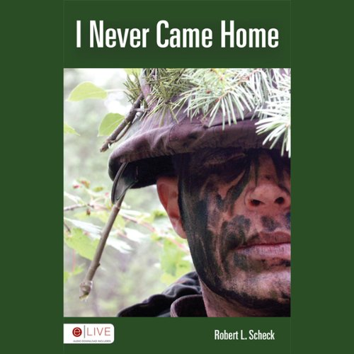 I Never Came Home audiobook cover art