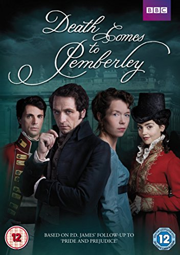 Death Comes To Pemberley [Edizione: Regno Unito] [Edizione: Regno Unito]