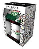 FRIENDS Central Perk Unisex Pack Fan Multicolor, cerámica, Caja Set