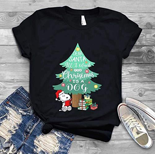 News Christmás Shirt, Fòr Snòópys Christmás Shirt, Thé Peánuts Movié Christmás Shirt, Chárlié Brówn Shirt, I Wánt A Dog For Christmás Shirt Hcl1709