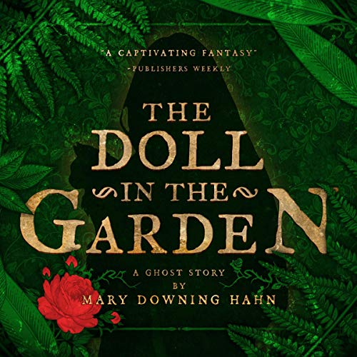 The Doll in the Garden audiobook cover art