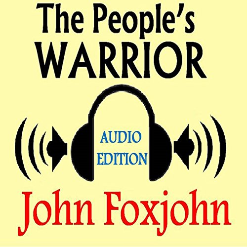 The People's Warrior audiobook cover art