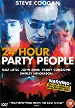 24 Hour Party People by Steve Coogan