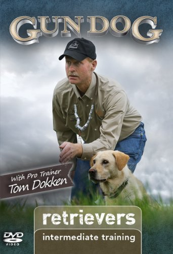 Gun Dog Intermediate Training: Retrievers DVD